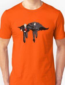 Hatman and Robin Unisex T-Shirt