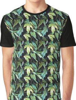 Maple Leaves - After the Rain  Graphic T-Shirt