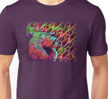 Colorful Lion Unisex T-Shirt