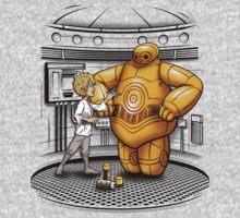 Big Hero 3PO Kids Clothes