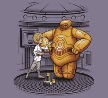 Big Hero 3PO Kids Tee