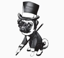 Pug Fred Astaire