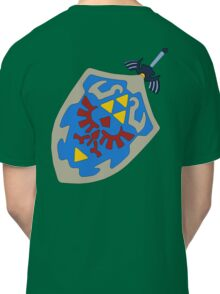Hylian Shield and Master sword Classic T-Shirt