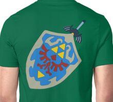 Hylian Shield and Master sword Unisex T-Shirt