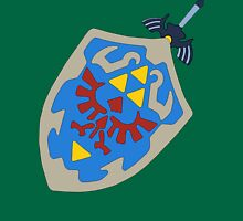 Hylian Shield and Master sword Unisex T-Shirt