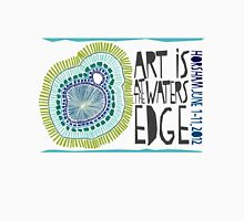 Art is... at the waters edge 2012 festival Unisex T-Shirt