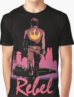 Rebel Graphic T-Shirt
