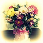 Birthday Bouquet by AuntDot