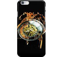 Analog > Digital Steampunk watch gears iPhone Case/Skin