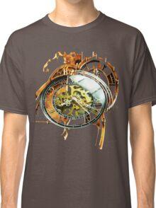 Analog > Digital Steampunk watch gears Classic T-Shirt