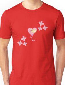 Fluttershy Heart Unisex T-Shirt