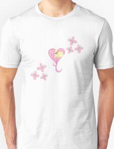 Fluttershy Heart T-Shirt