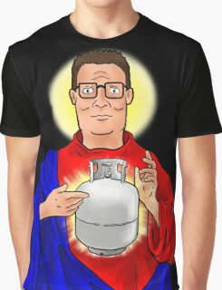 The Propane Savior  Graphic T-Shirt