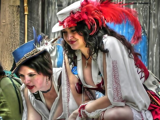 Brothel Women by bannercgtl10