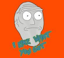 I like what you got - Cromulon - Rick and Morty Kids Tee