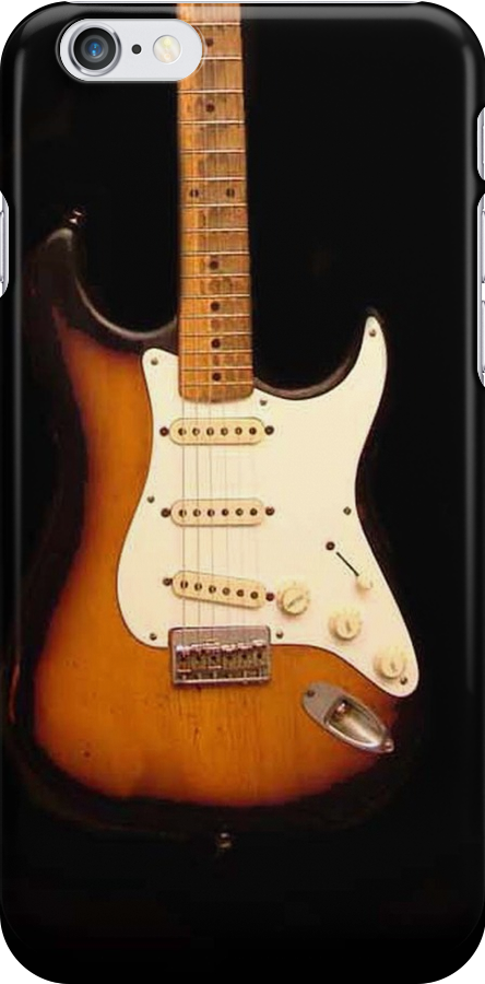1955 Fender Stratocaster by andytechie