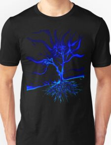 As above So Below tree roots and sky T-Shirt