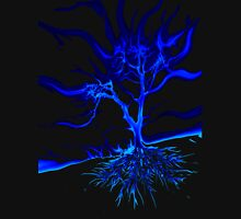 As above So Below tree roots and sky Unisex T-Shirt