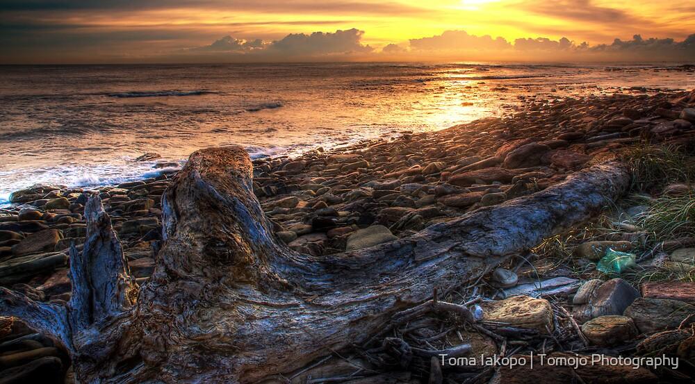 Sunrise At Long Reef by Toma Iakopo | Tomojo Photography