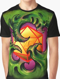 Bio Organic D20 Graphic T-Shirt
