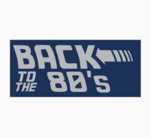 Back To The 80's Baby Tee