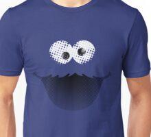 Halftone Monster Unisex T-Shirt