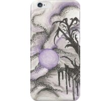 Tree in Moonlight iPhone Case/Skin