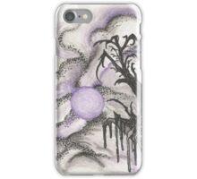 Tree in Moonlight iPhone Case/Skin