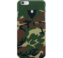 US Army Camo T-Shirt  iPhone 4 Case / iPhone 5 Case / Samsung Galaxy Cases   iPhone Case/Skin
