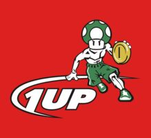 And 1 Up by Crocktees