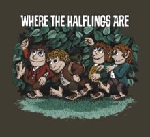 Where the Halflings Are by DJKopet