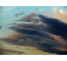 The Sky is an Ocean Photographic Print