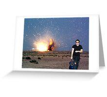 Richard BAMF Greeting Card