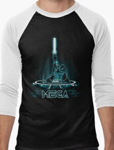 MEGA Men's Baseball ¾ T-Shirt