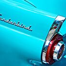Classic Thunderbird by Fern Blacker