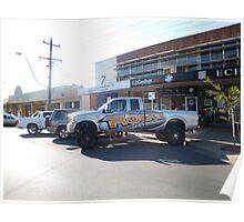 Rocket Sports Truck - S80/Southern 80 - Echuca 2012 Poster
