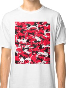 sleeping greyhounds Classic T-Shirt