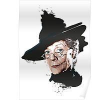 Professor McGonagall Poster