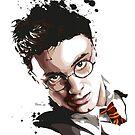 Harry Potter by hans-zombee