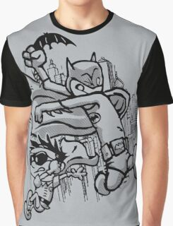 Dick and Bruce - Newsprint Edition Graphic T-Shirt