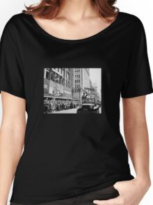 General Patton - Ticker Tape Parade Women's Relaxed Fit T-Shirt