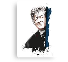 Third Doctor Canvas Print