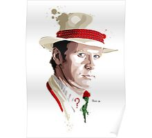 Fifth Doctor Poster