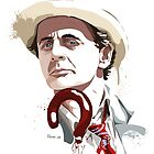 Seventh Doctor by hans-zombee