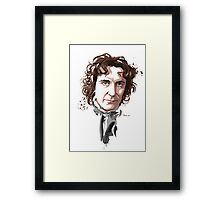 Eighth Doctor Framed Print