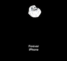 Forever iPhone by James Anthony