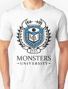 Monsters University - Distressed T-Shirt