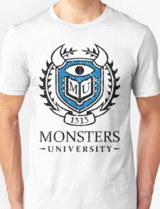 Monsters University - Distressed T-Shirt