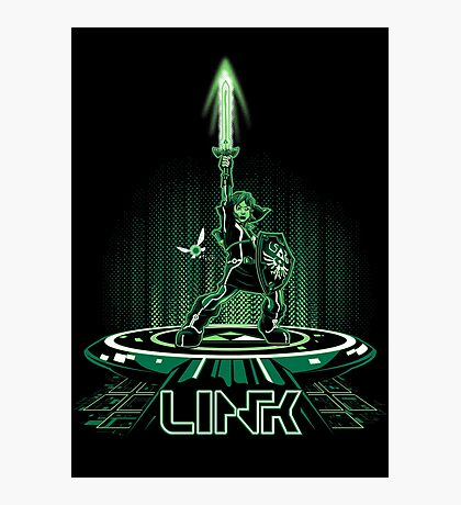LINKTRON Photographic Print