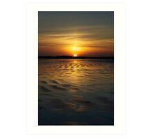 Dingle sunrise Art Print